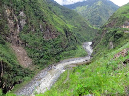 Ruta de las Cascadas - Beautiful scenery